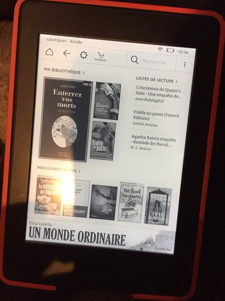 Enterrez vos morts, Louise Penny, Actes sud