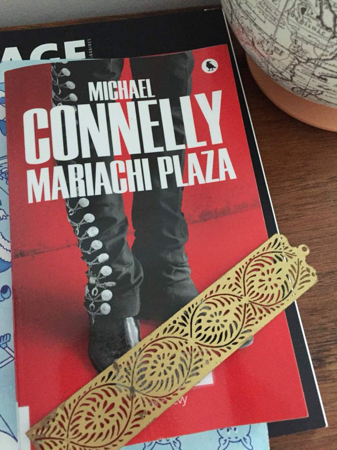Mariachi Plaza,Michael Connelly,Calman Lévy