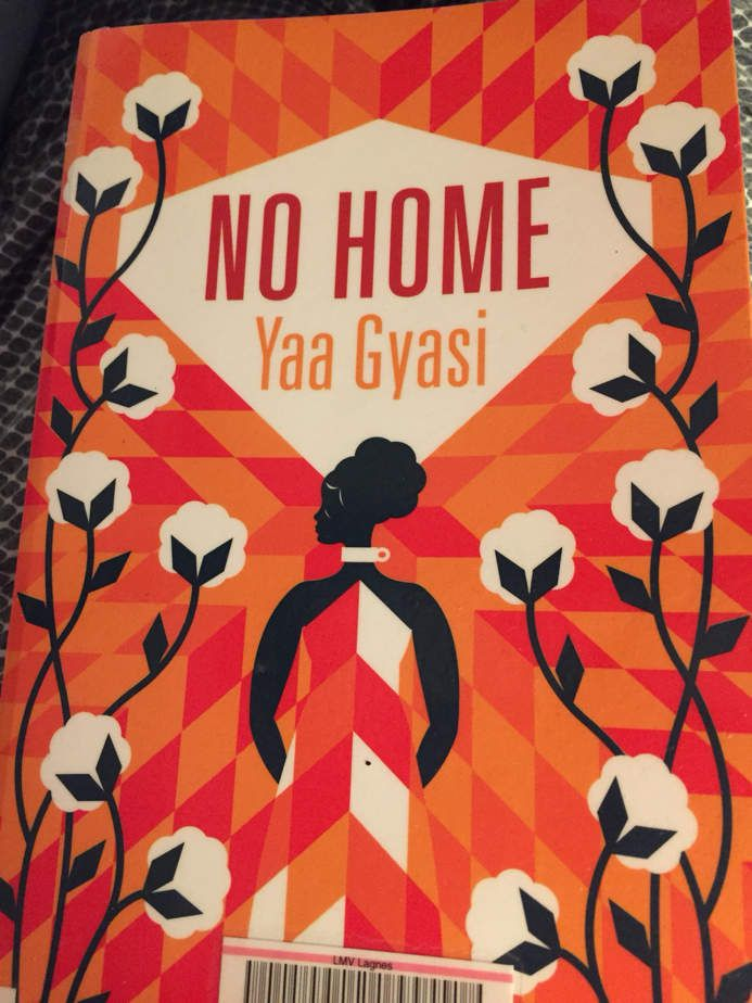 No home, Yaa Gyasi, Calmann Levy