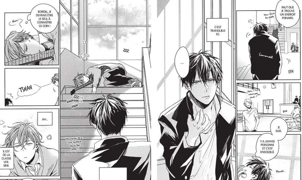 Given Tome 1 Manga Et Anime Vus Par Des Passionnes