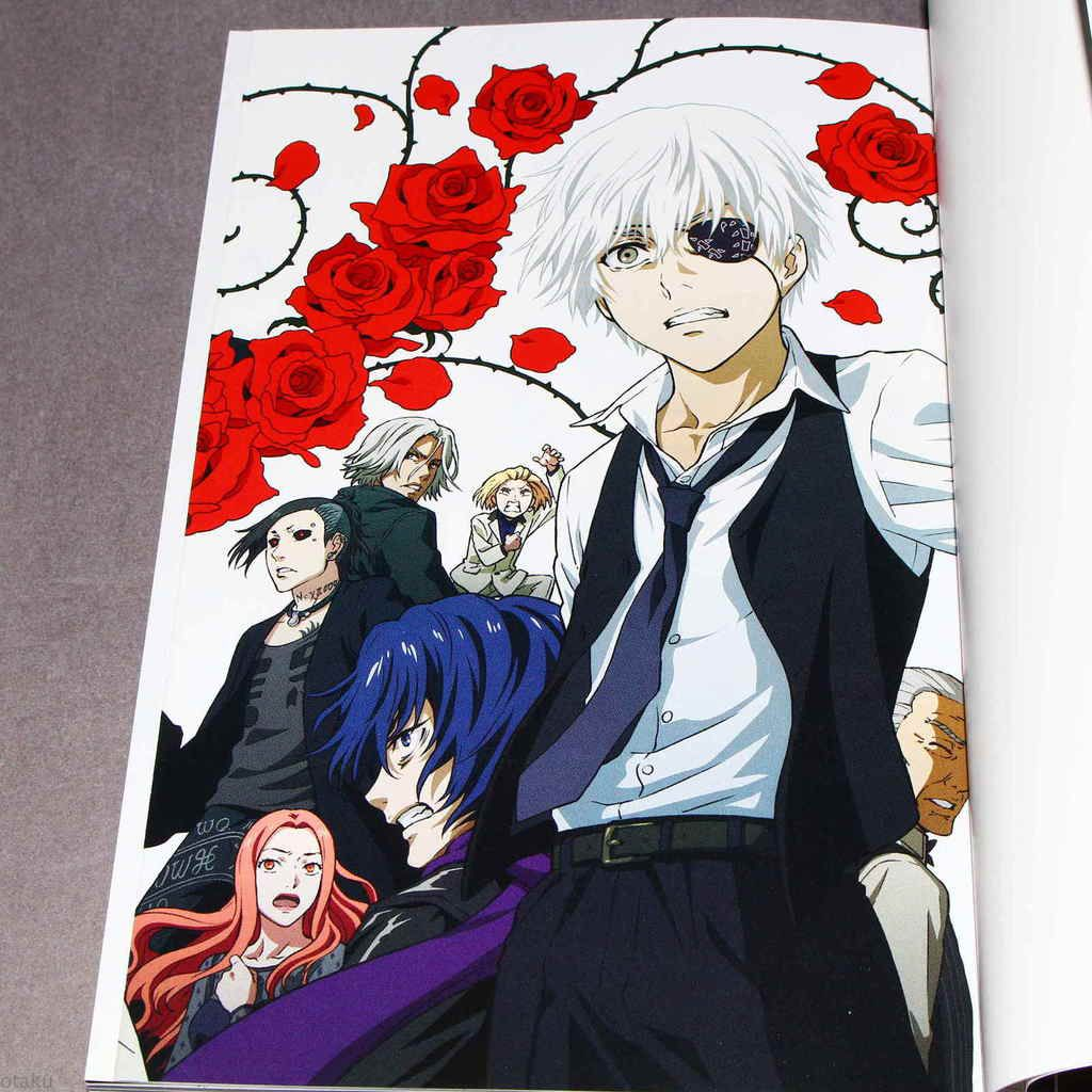 TOKYO GHOUL [ANIME] GUIDE BOOK