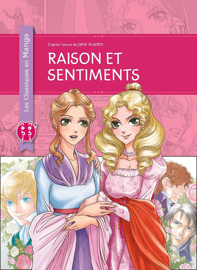 SENSE & SENSIBILITY © 2016 UDON Entertainment Inc. and Morpheus Publishing Ltd.