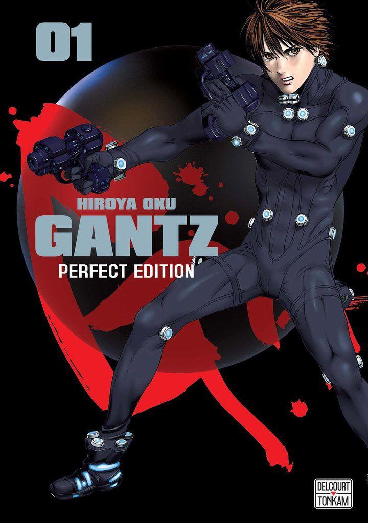 GANTZ © 2000 by Hiroya Oku / SHUEISHA Inc.