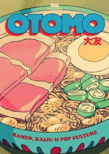 OTOMO ou la pop culture japonaise sous un angle différent !