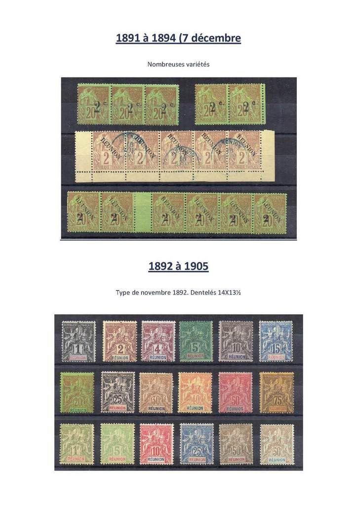 Ile de la réunion origine. Article 2   1885 - 1948