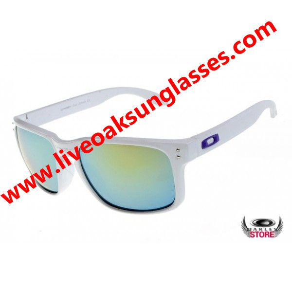 ab60f01fe47 Cheap Oakley Holbrook White Frame Fire iridium lens The name Holbrook came  from a similar inspiration. Fake Oakleys Holbrook is found along historic  Route ...