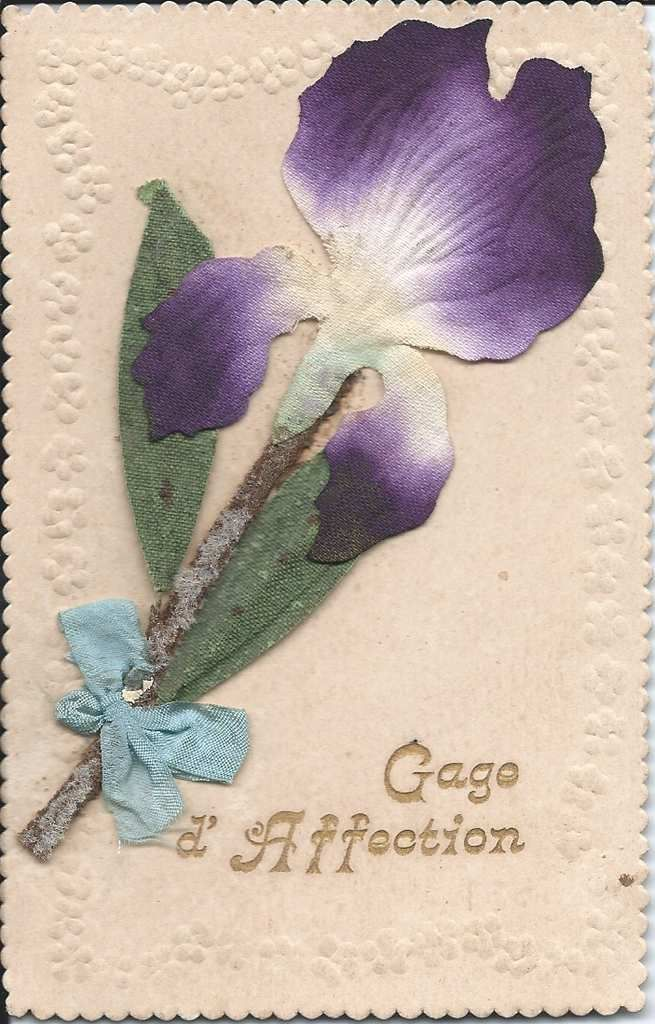 174 - GAGE D'AFFECTION - 1911
