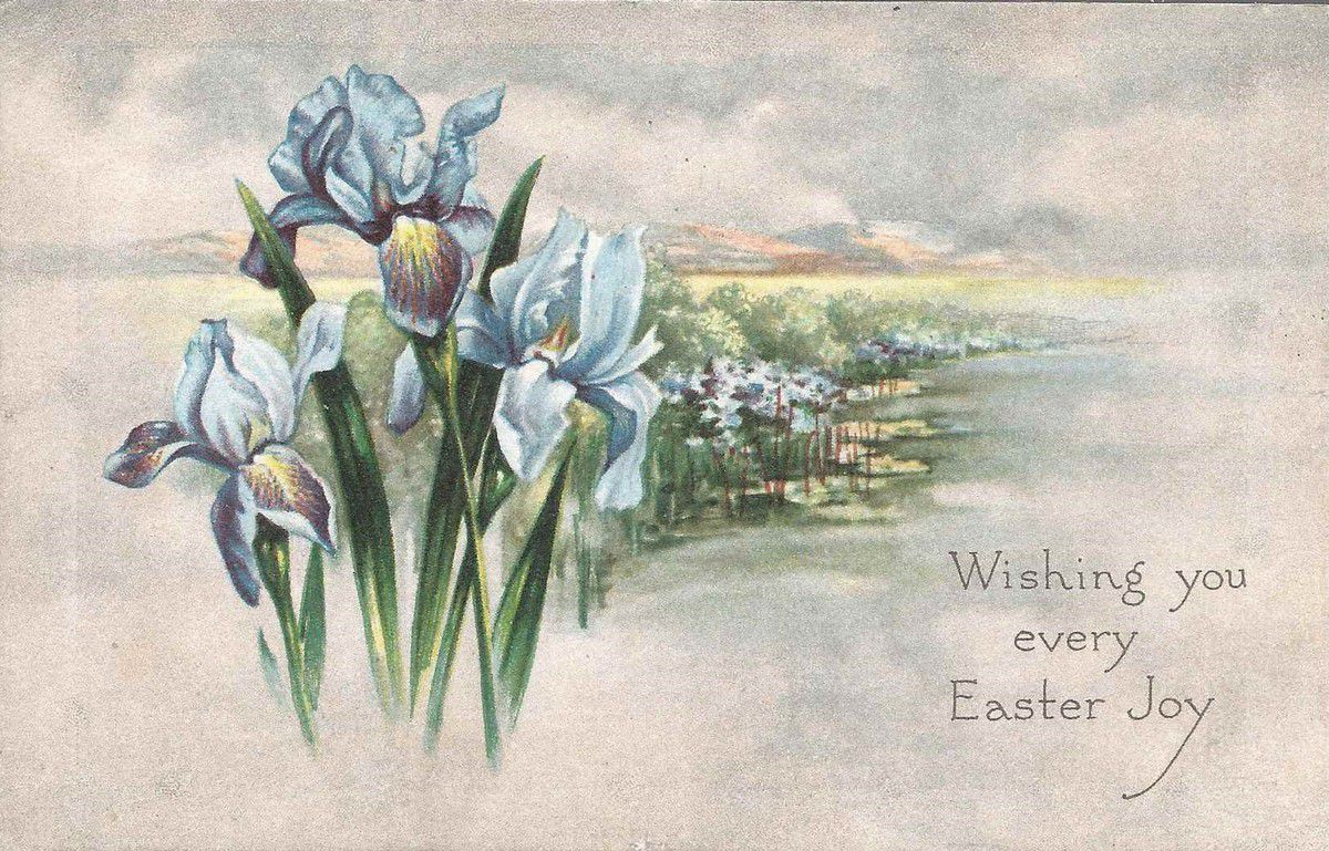 731 - WISHING YOU EVERY EASTER JOY