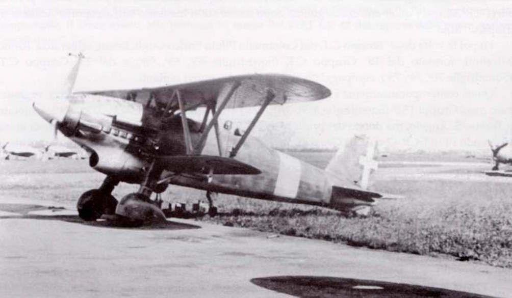 FIAT CR-42 DB