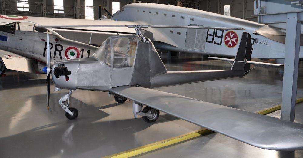 Aeroscooter Master