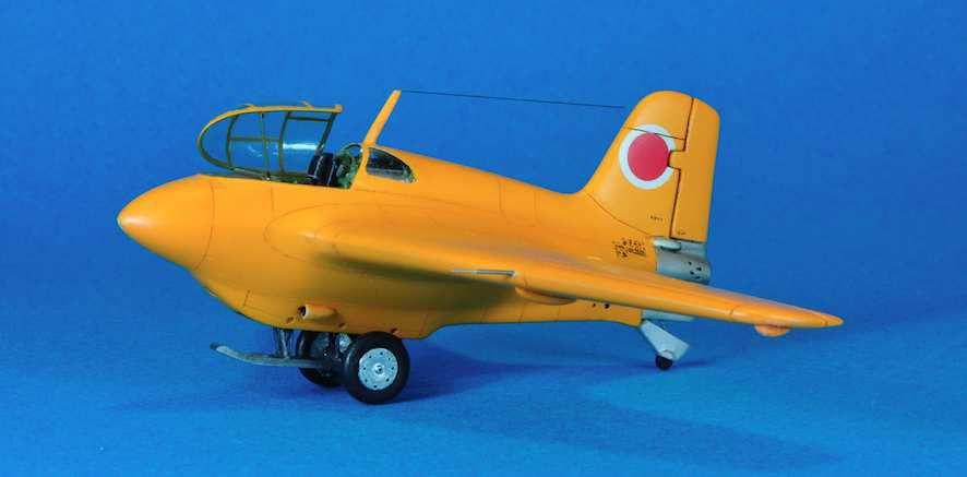 Mitsubishi J-8M