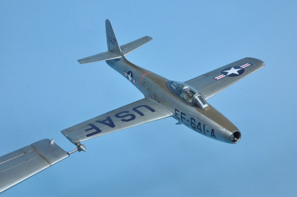 EB-29 et EF-84