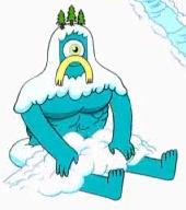 Cyclope des glaces
