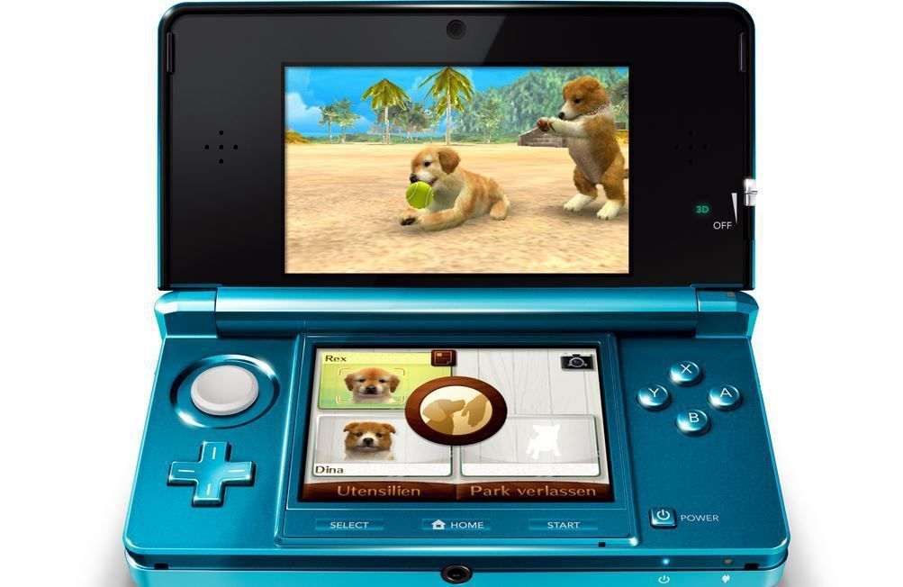 Nintendogs+Cats - suite