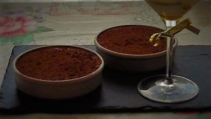 Tiramisu au miel et au cacao