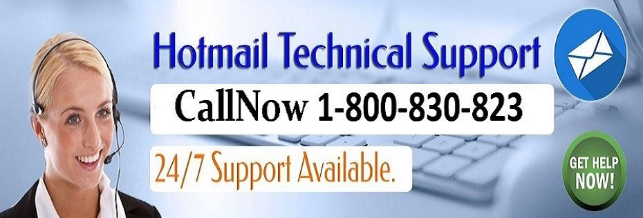 Hotmail Support Phone Number Australia 1-800-830-823 - Contact