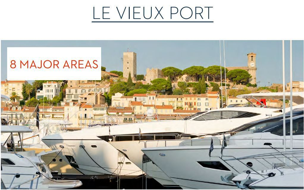 How to organize your tour to the Cannes Yachting Festival 2016