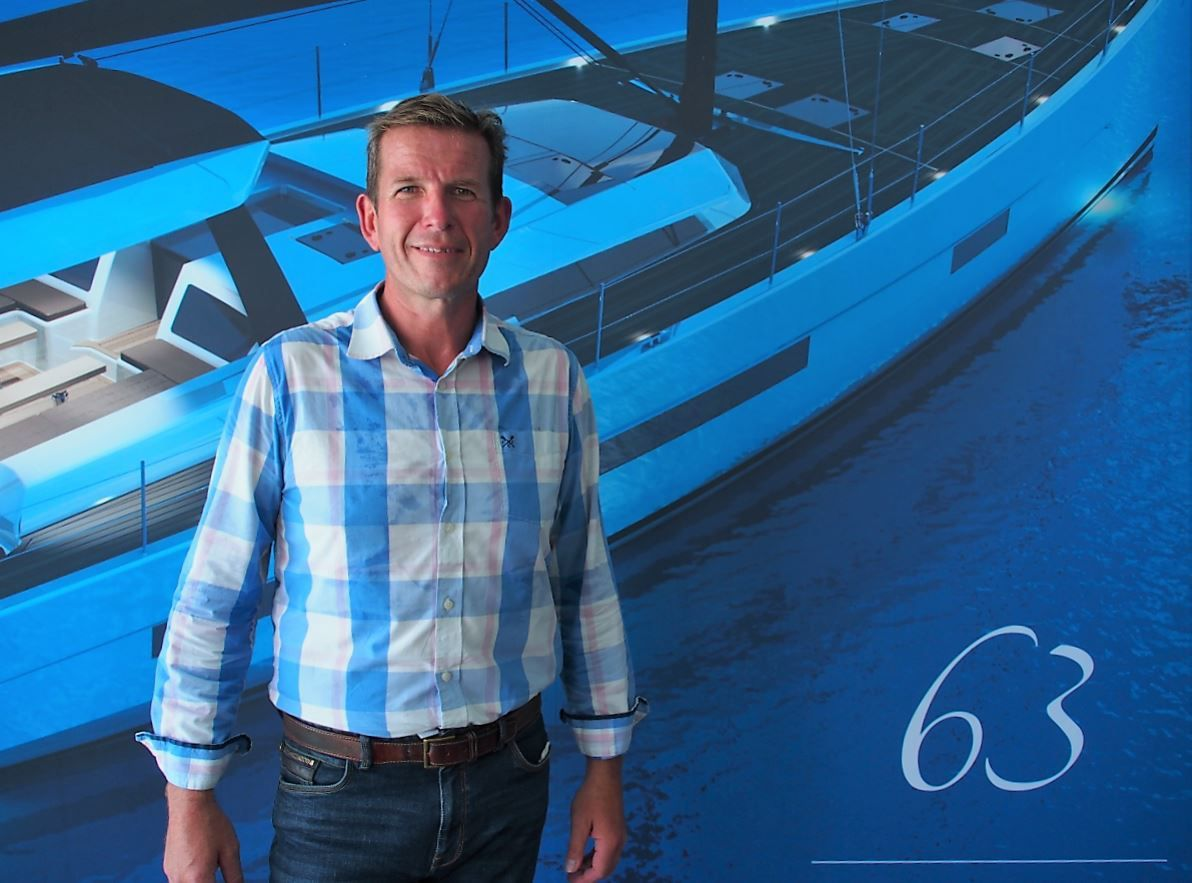 A new start in UK, for Dufour Yachts at the Southampton Boat Show