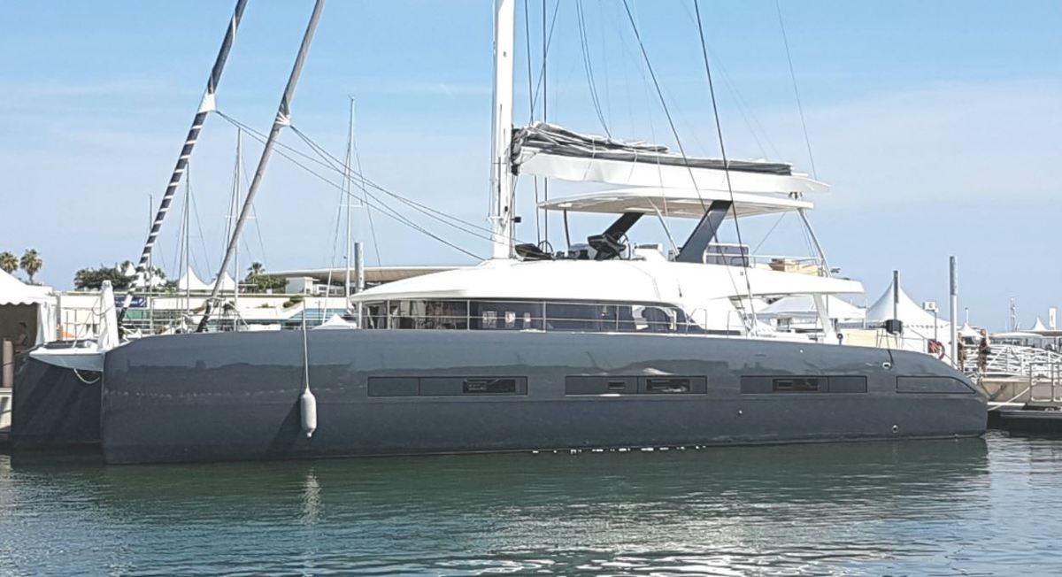 Europa Yachts Philippines sells the world's first Lagoon Seventy 7