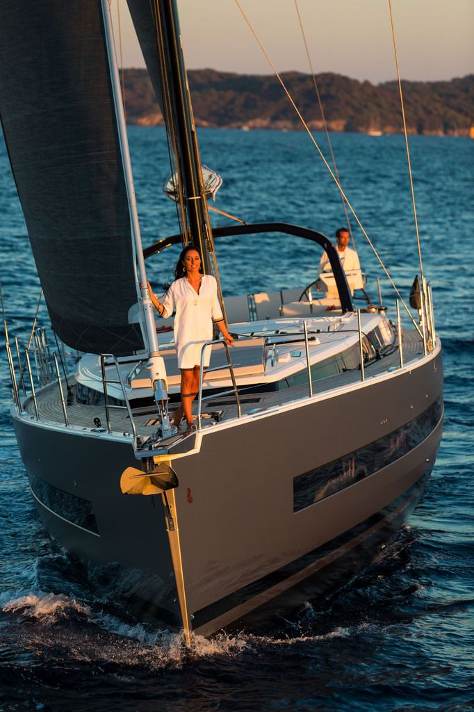 The Most Beautiful Pics Of The Beneteau Oceanis Yacht 62 By Guido