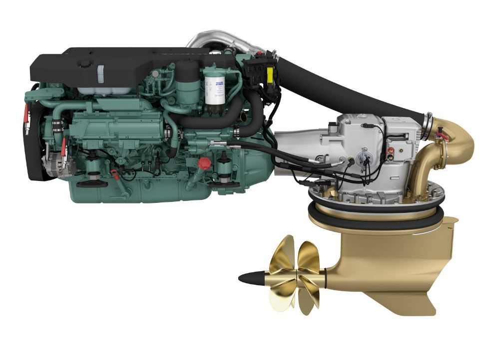 20 000 IPS units delivered by Volvo Penta since 2005