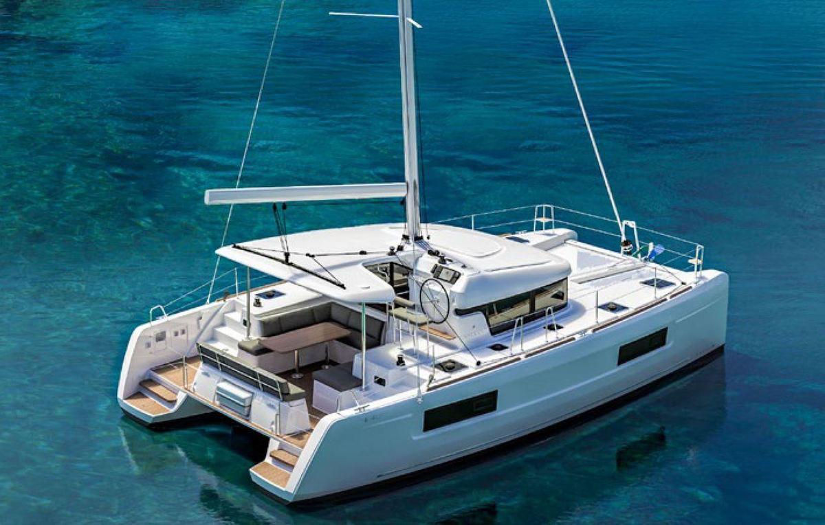 Exclusivity - Lagoon announces a new catamaran, the Lagoon 40