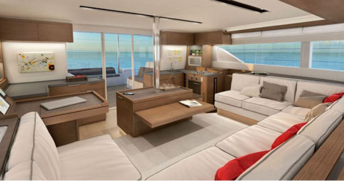Scoop - Lagoon 50, New Catamaran Announced by Lagoon