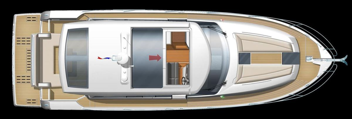 Video from Boot Düsseldorf - on live tour of the Jeanneau NC14