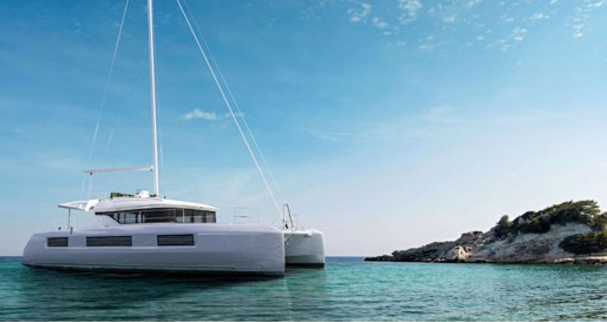 Multihulls - Lagoon Catamarans in Force on the Nautical Shows 2017-2018