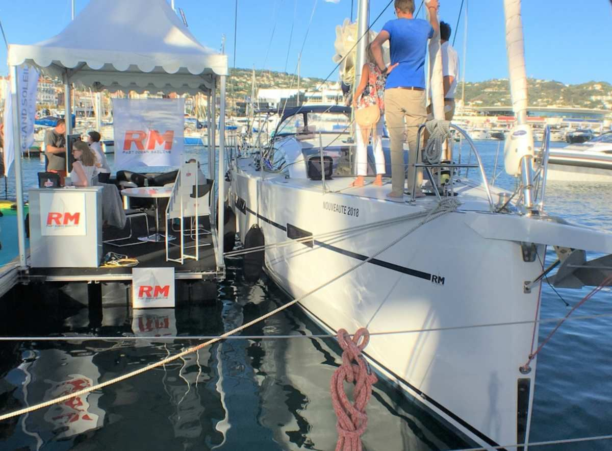 4 Boats Shown at the Yachting Festival for Fora Marine, Including the New RM 1370
