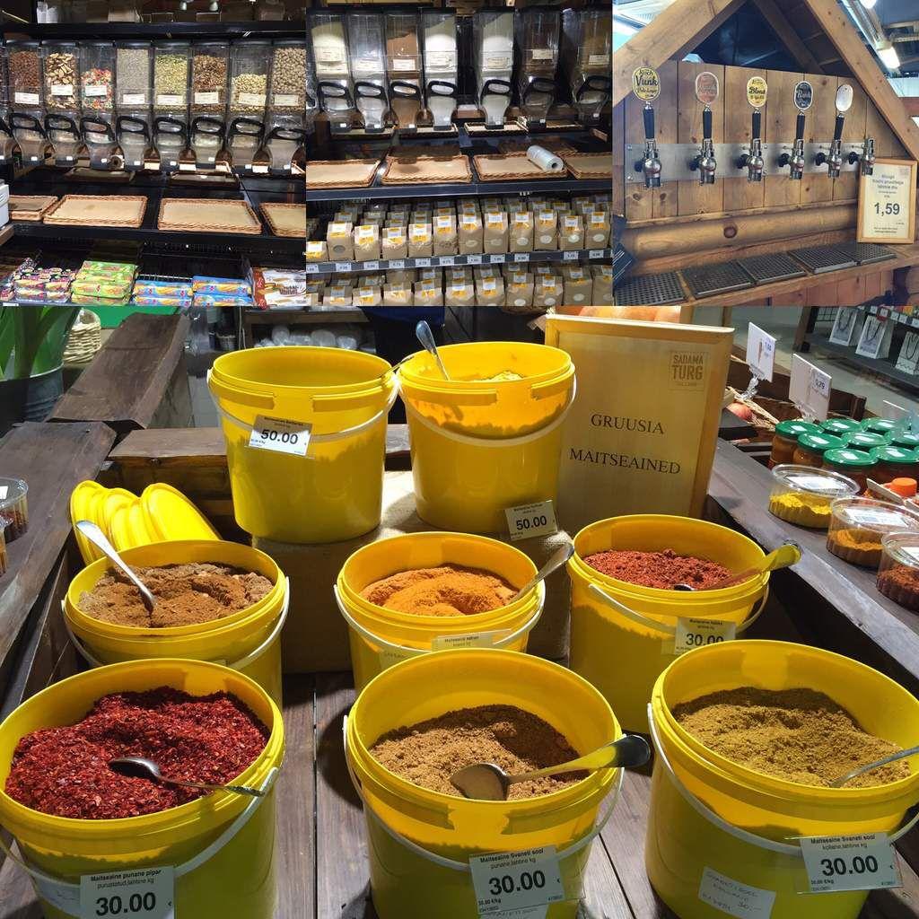SADAMA TURG -Harbour Market-