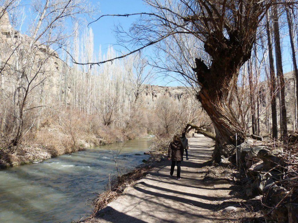 La vallée d'Ihlara
