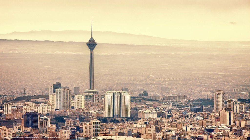 Coups de stress à Téhéran