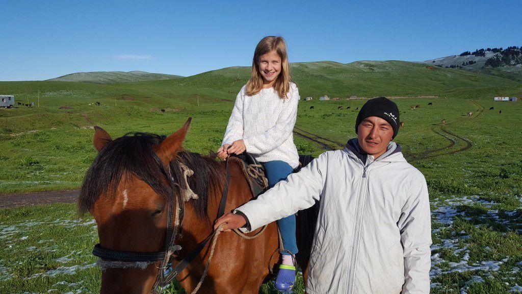 Les belles retrouvailles du Kirghizistan
