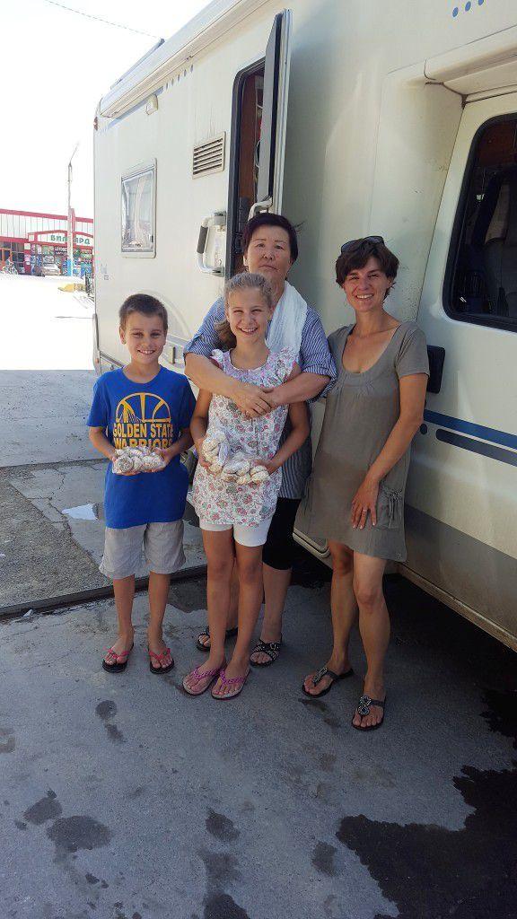 La traversée Kazakhe, steppe by steppe - Acte 1