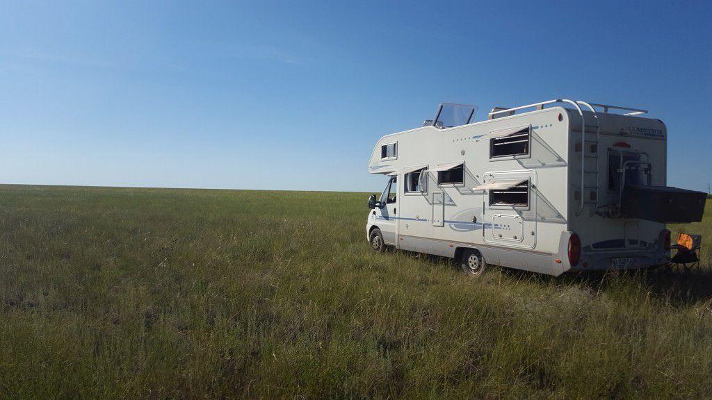 La traversée Kazakhe, steppe by steppe - Acte 2