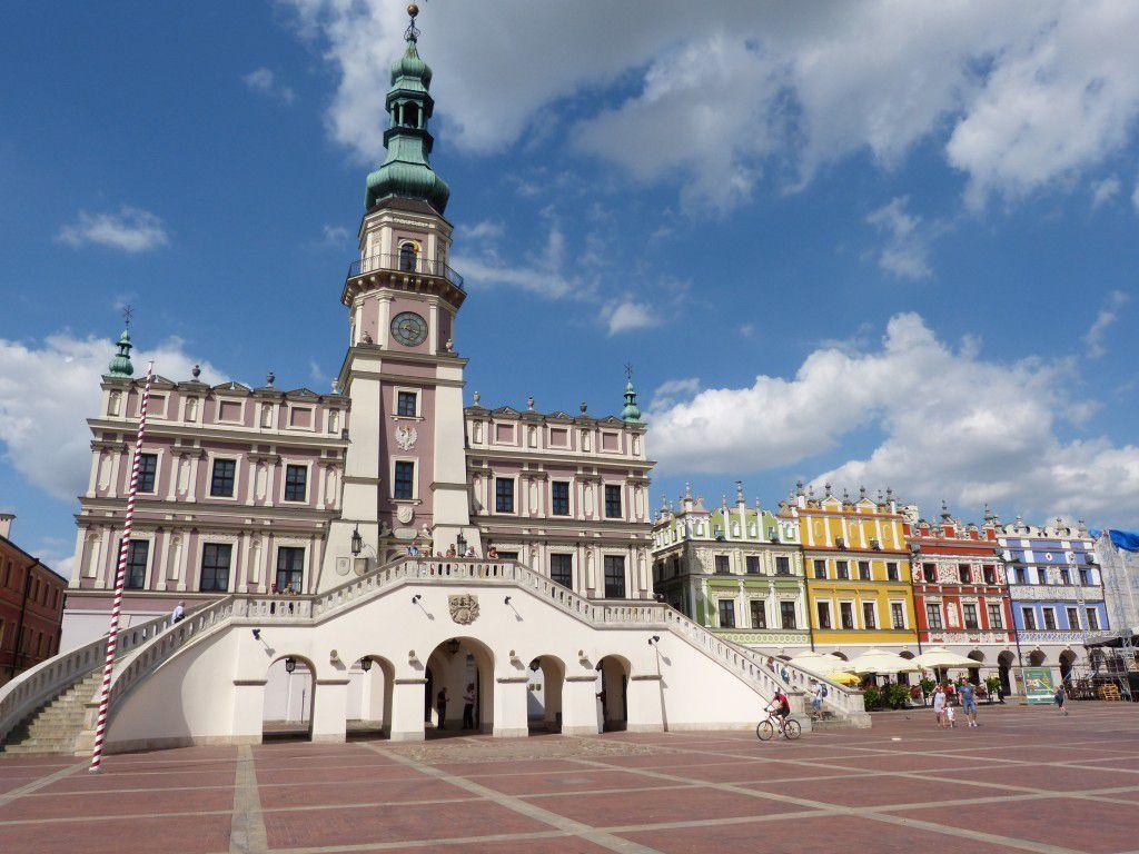 Le plateau de Lublin