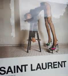 campagne yves saint laurent
