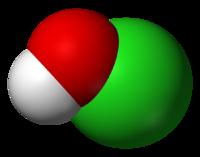 Les différents types de chlore