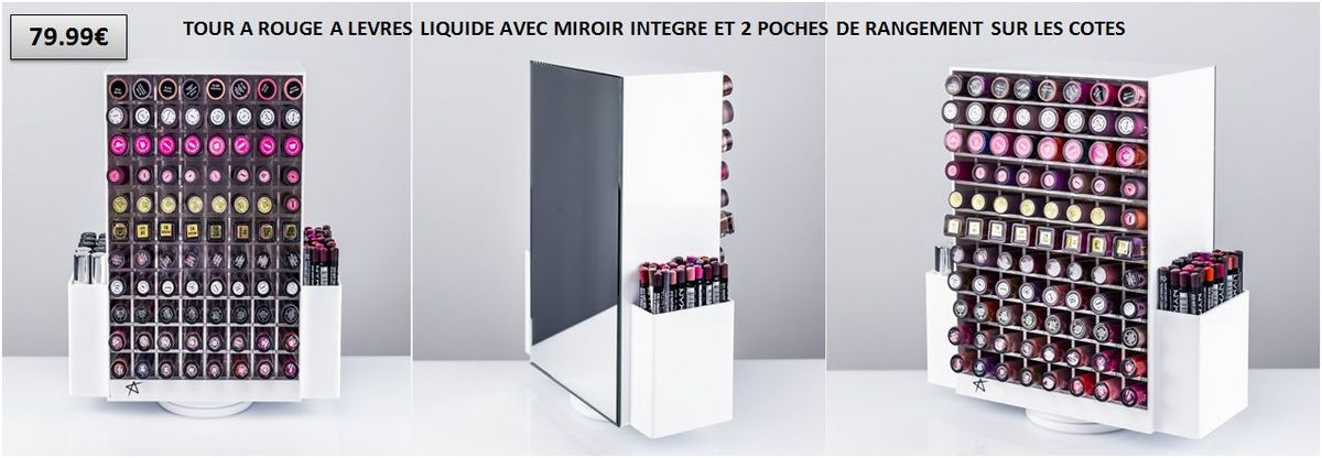 usaddicted tours de rangement rouge a l vres infobeauty loren. Black Bedroom Furniture Sets. Home Design Ideas