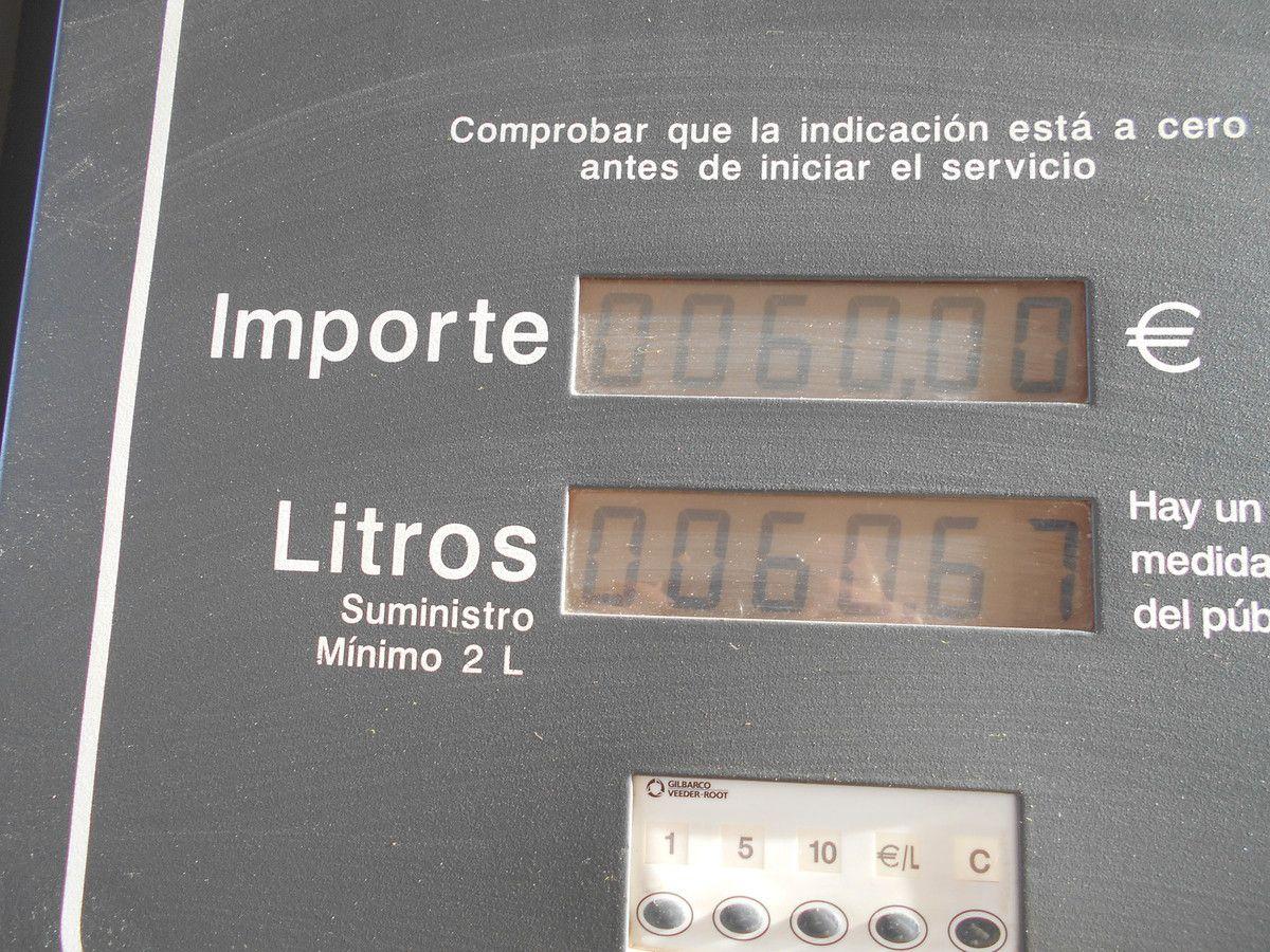 DU GASOIL PAS CHER