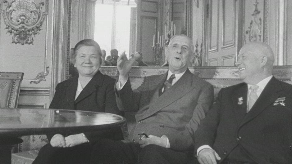 De Gaulle : le dernier roi de France, le lundi 27 mars 2017 à 20h55 sur France 3
