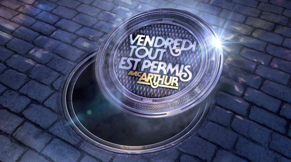 Vendredi tout est permis avec Arthur, ce soir à 23h10 sur TF1