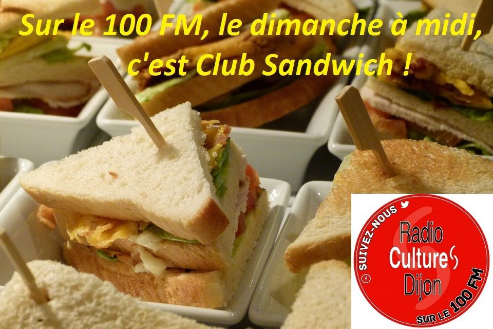 Club Sandwich du 25 septembre 16.