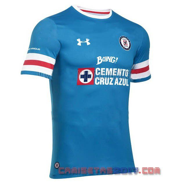 camisetas, Cruz Azul,