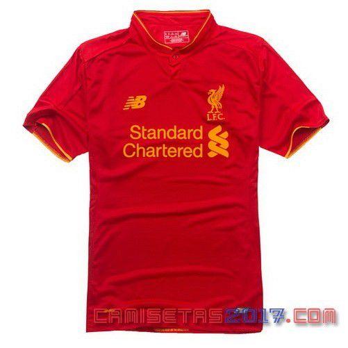 camiseta de futbol,camiseta de Liverpool