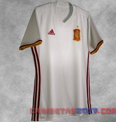 España 2016-17 tercera  camiseta enlinea|Comprar camisetas de futbol baratas 14.9€