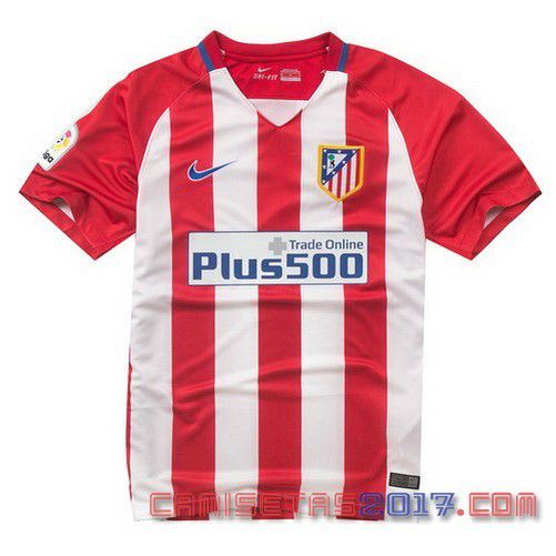 Venta directa de fábrica|Venta camisetas de baratas de futbol 14.9€!!|La camisetas Atlético de Madrid 2016-17 14.9€!!