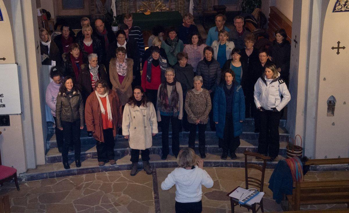 Concert à Arêches