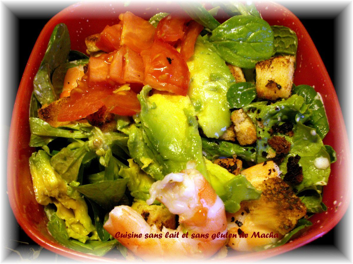 Salade surprise